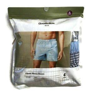 Goodfellow & Co. NWT boxers 4pk